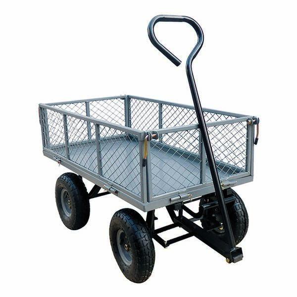 Chariot De Jardin Werkapro : Collection 2021 - Avis consommateurs - Livré chez vous