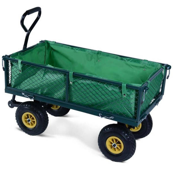 Chariot De Jardin En Bois : Comparatif en ligne - Test Complet - Livré chez vous