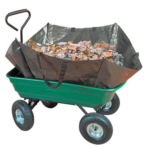 Chariot De Jardin Pliable : [Prix Discount] - Acheter Malin - Livraison Express