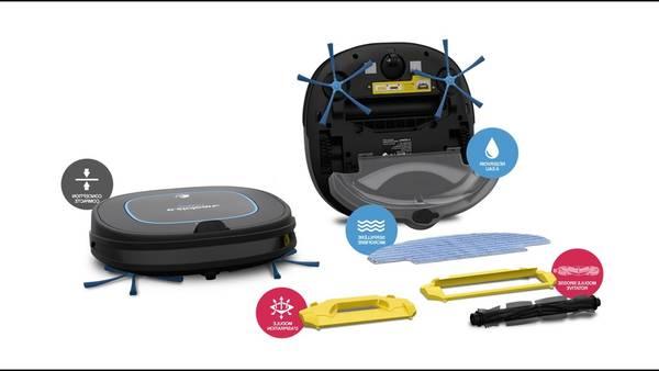 One aspirateur robot laveur aqua 210 le moins cher : Meilleur Prix