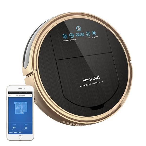 Aspirateur robot laveur 55 decibel avec photo : Meilleures offres - Test et Avis - Boutique en Ligne