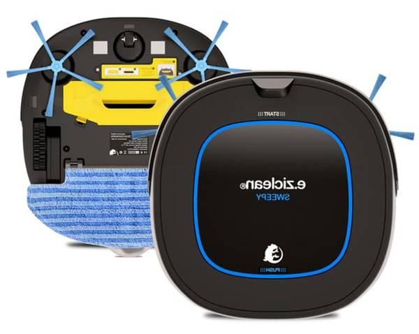 Aspirateur robot laveur programmable : [Soldes] - Achat discount - Livré chez vous