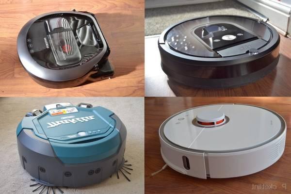 Robot aspirateur et laveur amibot spirit h2ord pas de calais : Testé et Approuvé