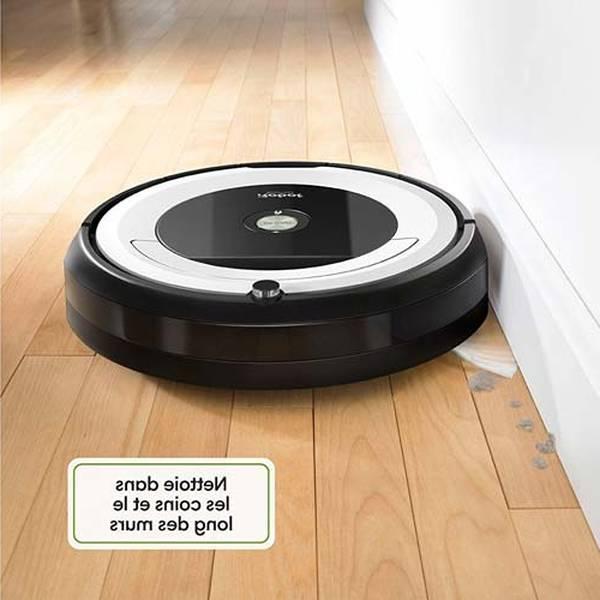 Amibot aspirateur robot laveur h2o : Livré chez vous