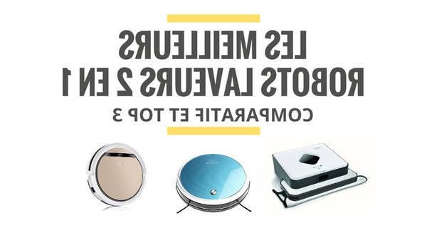 Aspirateur robot laveur e-washer test : [OFFRE SPÉCIALE] - Petit Prix - Livré chez vous