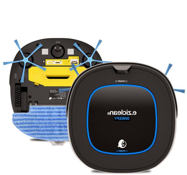 Aspirateur robot qui aspire et lave en meme temps : Avis