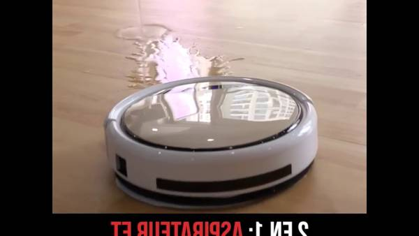 Robot aspirateur laveur roborock : [SOLDES]