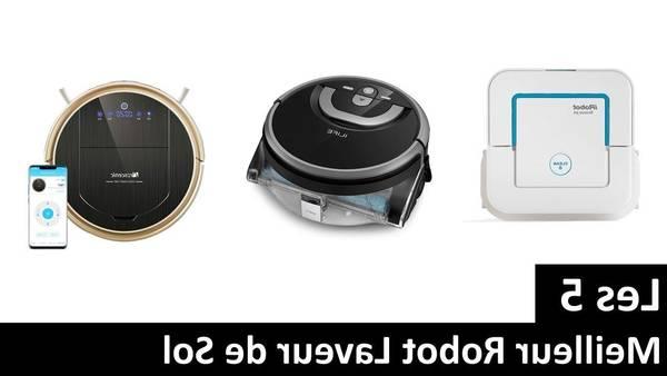 Robot aspirateur laveur lebon : Guide d'achat