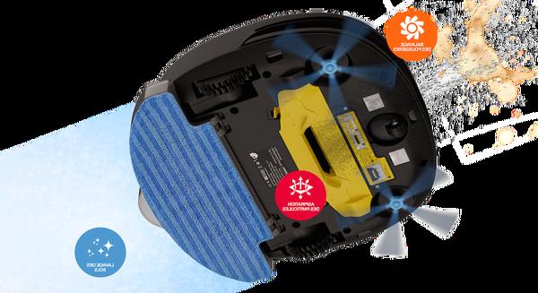 Test aspirateur laveur robot : [DISCOUNT] - Acheter pas cher - Commander en ligne