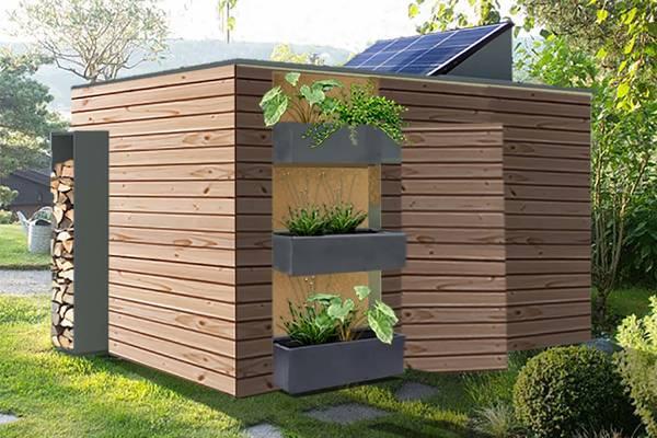 Abri de jardin bois destockage : Promotion et Déstockage