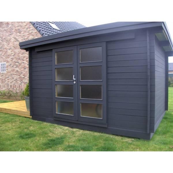 Abri de jardin résine keter manor 68 4 40 m2 ép.16 mm : Comparer les Prix